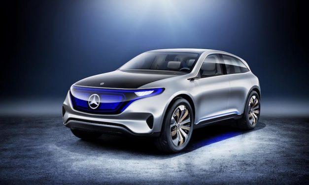 Mercedes voegt nieuwe EQ A toe aan haar Concept EQ lijn