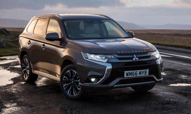 Mitsubishi Outlander PHEV specificaties en prijs