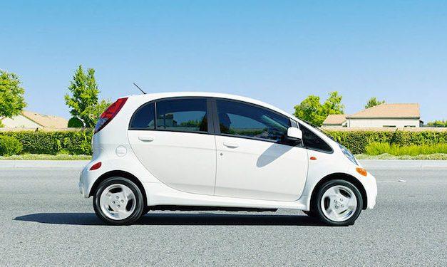 Mitsubishi i-MiEV specificaties en prijzen