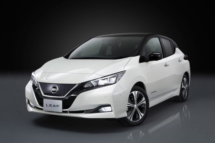 Nissan Elektrische Auto Het Laatste Nieuws Van Nissan