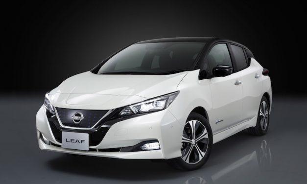 Nissan Leaf 2018 next-gen met nieuw design, groter bereik en meer