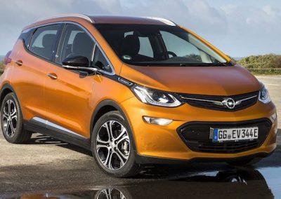 Opel Ampera e voorkant