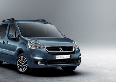 Peugeot Partner Tepee Electric-1