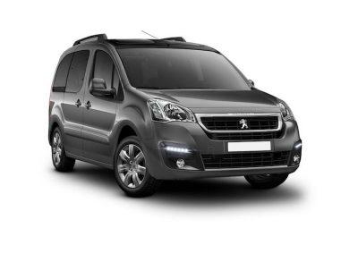 Peugeot Partner Tepee Electric grijs