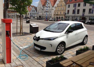 Renault Zoe R90 laden