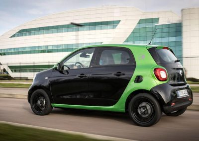 smart electric drive Toulouse 2017