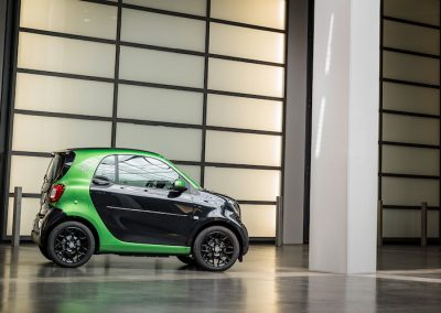 Smart ForTwo Electric Drive-1
