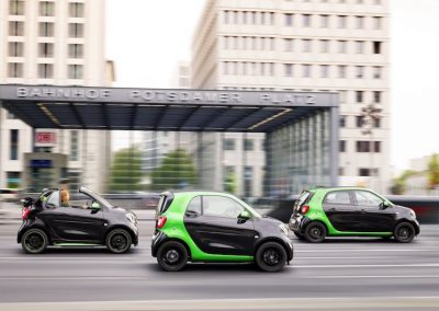 Smart ForTwo Electric Drive drie modellen
