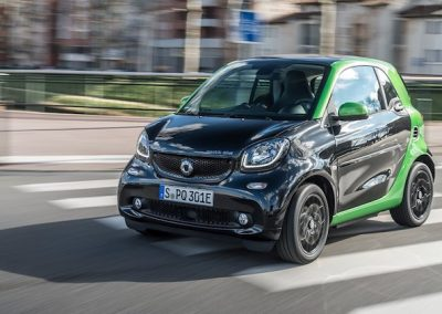 Smart ForTwo Electric Drive voor