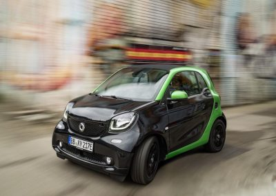 Smart ForTwo Electric Drive voorkant