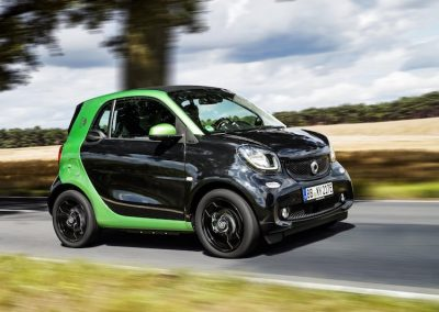 Smart ForTwo Electric Drive zijkant-2
