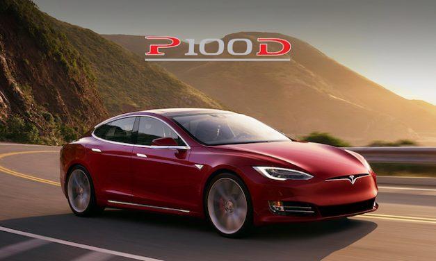 Tesla Model S P100D Specificaties en prijzen
