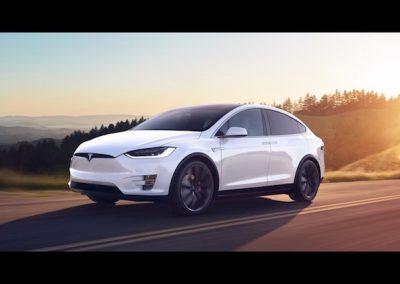 Tesla Model X P100D 2017