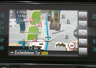 Toyoto Prius Plug-in navigatie