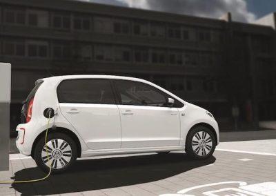 Volkswagen e-up! opladen