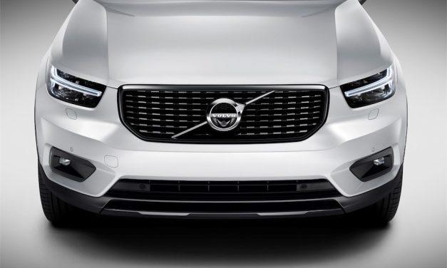 Volvo XC40 geïntroduceerd – volledig elektrische variant komt later