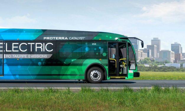 Elektrische bus haalt 1.700 km op één lading