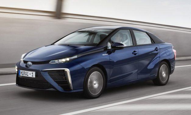 Toyota en Mazda samen in elektrische auto