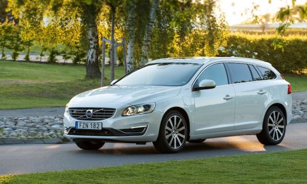 Volvo V60 Hybrid specificaties en prijs