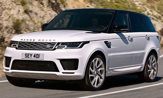 Land Rover lanceert eerste Range Rover Sport PHEV