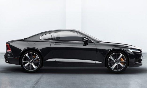Volvo Polestar gaat strijd aan met Tesla Model 3