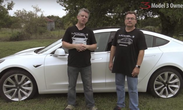 Tesla Model 3 review met uitgebreide video