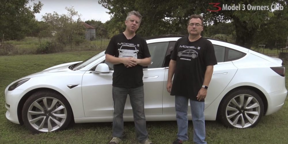 Tesla Model 3 review – video