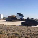 Tesla elektrische vrachtwagen onthulling verplaatst