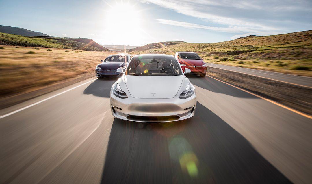 Tesla levert record aantal auto's in derde kwartaal