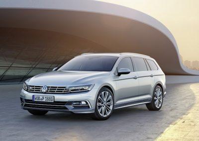 Der neue Volkswagen Passat Variant R-Line